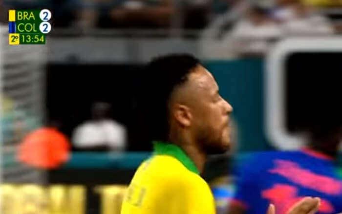 TV | As audiências do amistoso entre Brasil e Colômbia na Globo. Média de 28,5