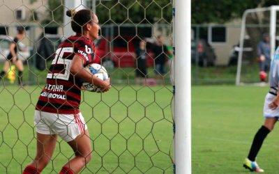 56 x 0   Feminino do Flamengo supera marca pernambucana de maior goleada do país