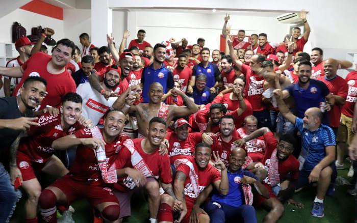 Náutico garante a 21ª participação na Série B, já mirando o 5º acesso em 2020