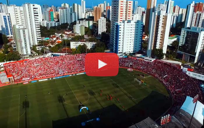 Vídeo   Os bastidores de Náutico 3 x 1 Sampaio Corrêa, pela Série C de 2019