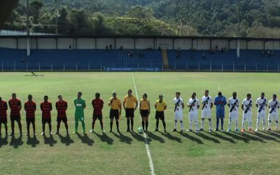 Ao vivo | Transmissão de Ponte Preta x Sport, pelo Brasileiro Sub 20