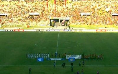 Ao vivo | Transmissão de Sampaio Corrêa x Confiança, a semifinal da Série C
