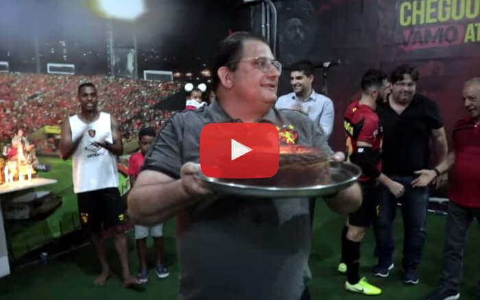 Vídeo | Os bastidores de Sport 2 x 1 Bragantino, pela Série B de 2019