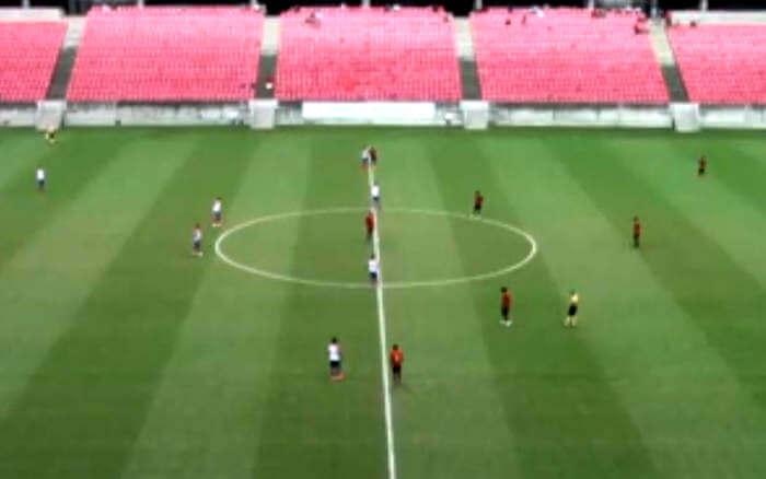Ao vivo | Transmissão de Sport x Bahia, pelo Brasileiro Sub 20, via FPF TV