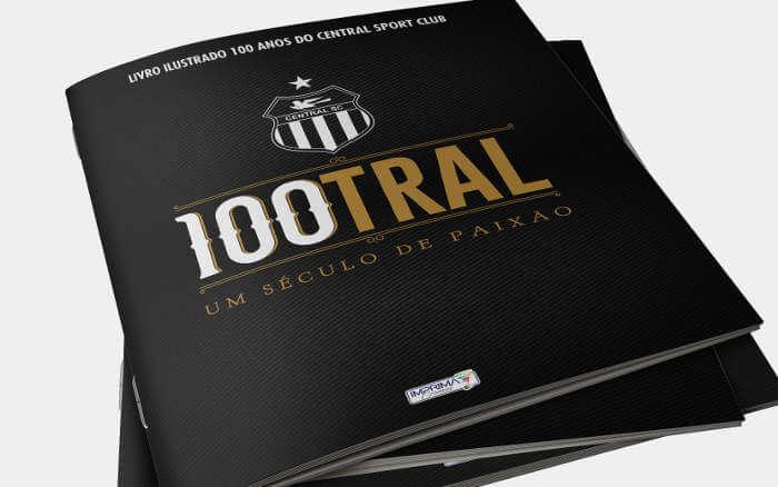 Figurinhas | O álbum oficial do centenário do Central de Caruaru