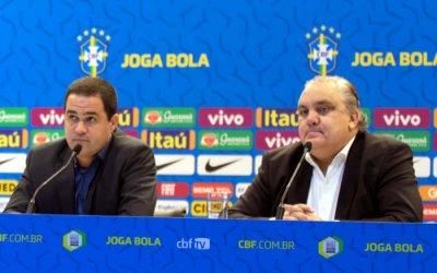 Os 23 convocados para os 2 amistosos da Seleção Olímpica em Pernambuco