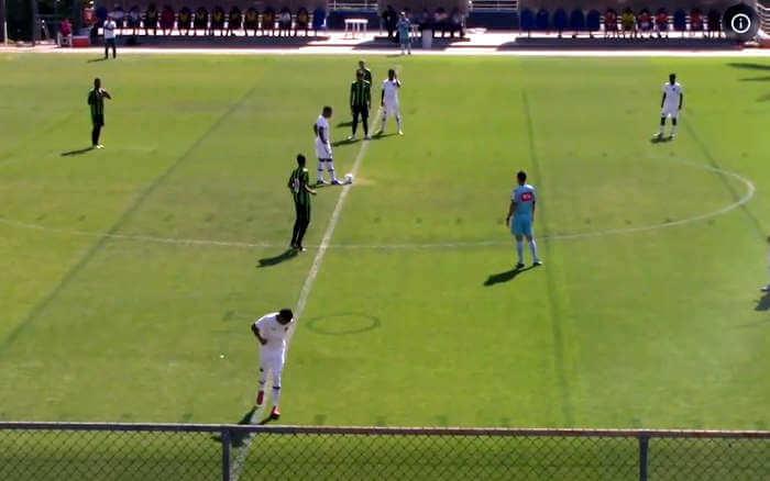 Ao vivo | Transmissão de América-MG x Sport, pelo Brasileiro Sub 20