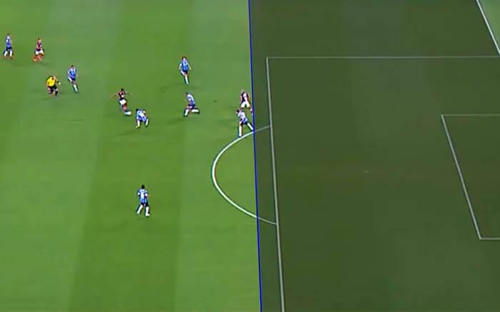 TV | As audiências de Grêmio x Flamengo, a semifinal da Libertadores na Globo