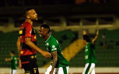 Sem atitude, Sport leva gol aos 49 minutos e perde do Guarani no Brinco
