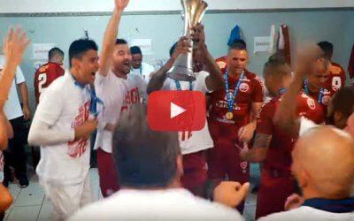 Vídeo | Os bastidores do título brasileiro do Náutico na Série C