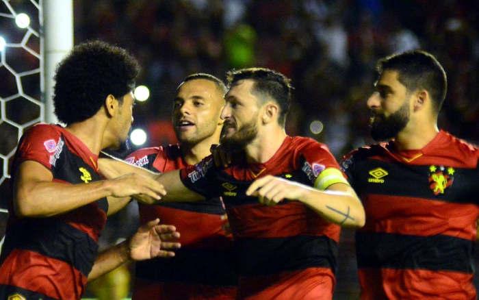 Sport vence o São Bento na Ilha e chega à vice-liderança da Série B