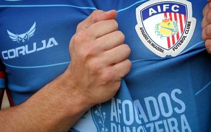Afogados lança 1º uniforme com marca própria. Visando a Copa do Brasil 2020