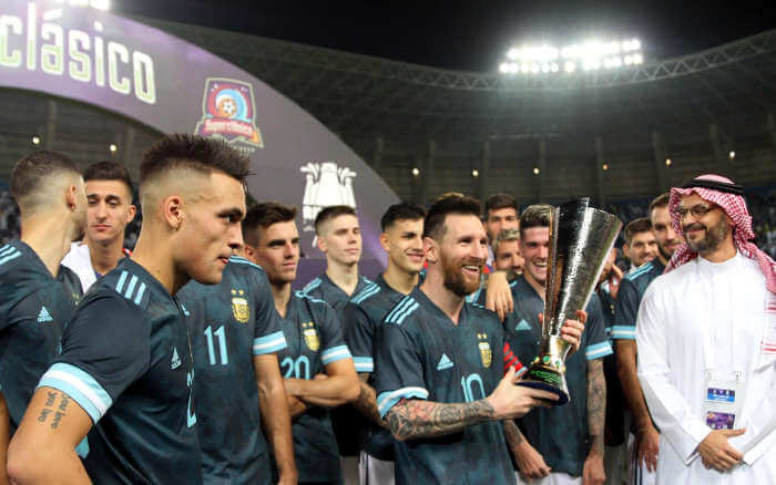 Argentina vence o Superclássico 2019 e Brasil soma 5 partidas sem triunfo