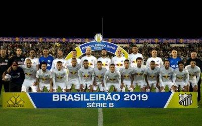 Bragantino confirma o bi da Série B. R$ 45 mi em 2019, R$ 200 mi em 2020