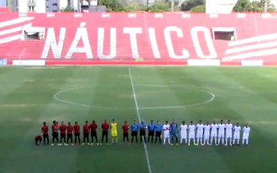 Ao vivo | Transmissão de Náutico x Sport, a final do Pernambucano Sub 20