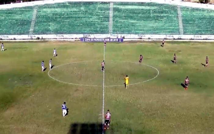 Ao vivo | Transmissão de Santa Cruz x CSA, pela Copa do Nordeste Sub 20