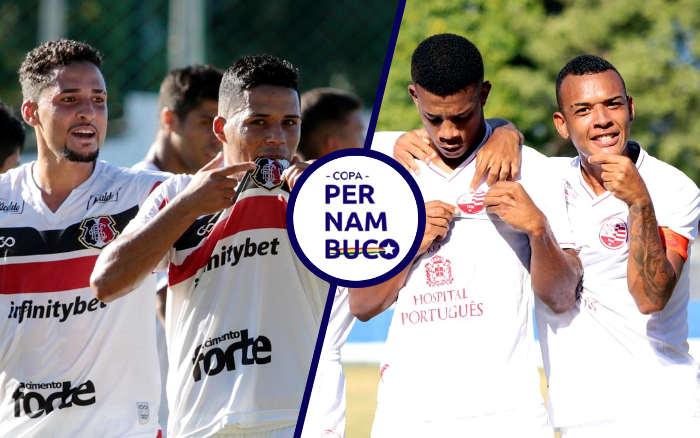 Clássico das Emoções na final da Copa Pernambuco de 2019. Penta ou bi?