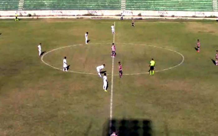 Ao vivo | Transmissão de Santa Cruz x Sport, pelas quartas do Estadual Sub 20