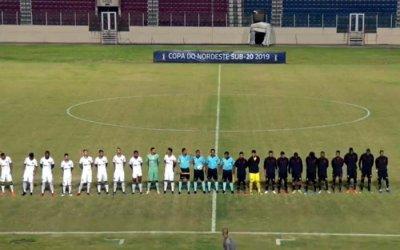 Ao vivo | Transmissão de Sport x Ceará, pela semifinal do Nordestão Sub 20