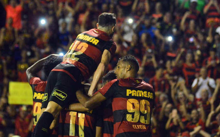 De pênalti, Guilherme garante vitória do Sport sobre o Criciúma. Acesso é ali