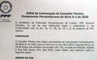 Análise | Pernambucano deve ter nova fórmula em 2020. Com G8, G6 ou G4?