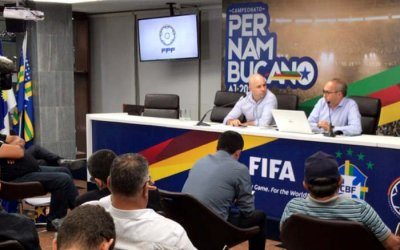 Com 10 clubes, o Pernambucano 2020 terá turno e mata-mata com 6 times