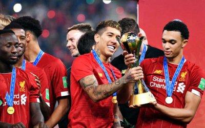 Liverpool vence o Flamengo e a Europa conquista o 7º título mundial seguido