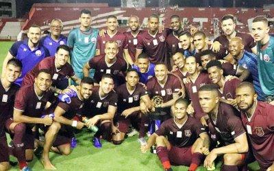 Utilizando 20 jogadores, Náutico leva troféu amistoso em empate com o ABC