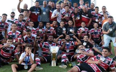 Santa vence o Náutico e vira o maior campeão da Copa PE, cuja final foi num CT…