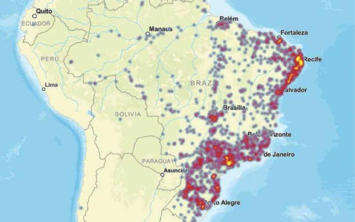 O raio x dos 360 mil jogadores de futebol no Brasil, com realidades paralelas