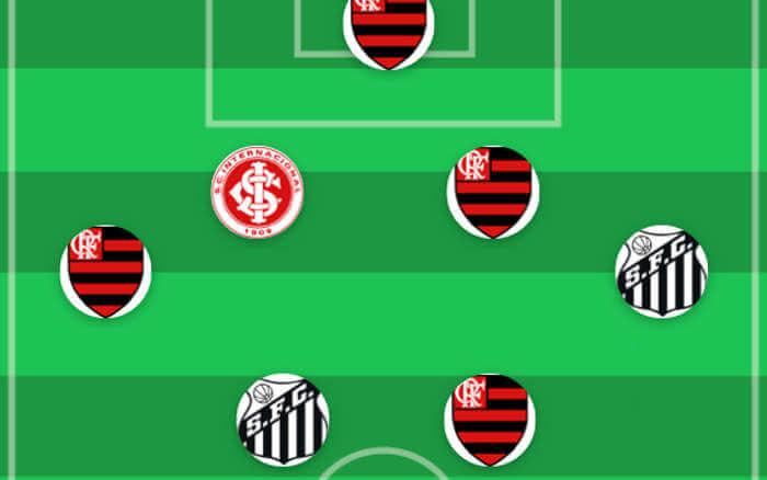 A seleção do blog para a votação do Campeonato Brasileiro de 2019