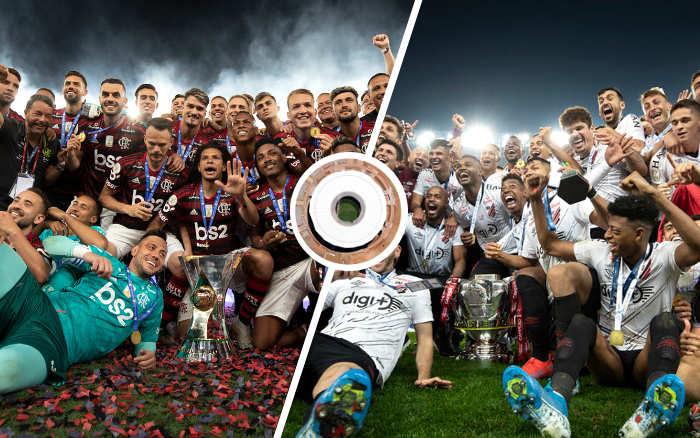 Supercopa do Brasil volta no Mané Garrincha e com R$ 7 milhões. Fla x Athletico