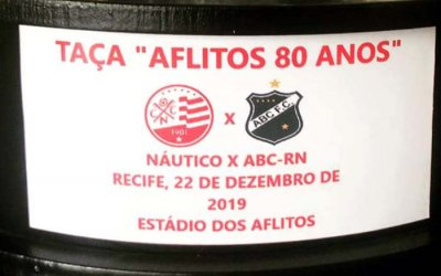 A última taça do ano no Recife, pelos 80 anos do Estádio dos Aflitos (80?)