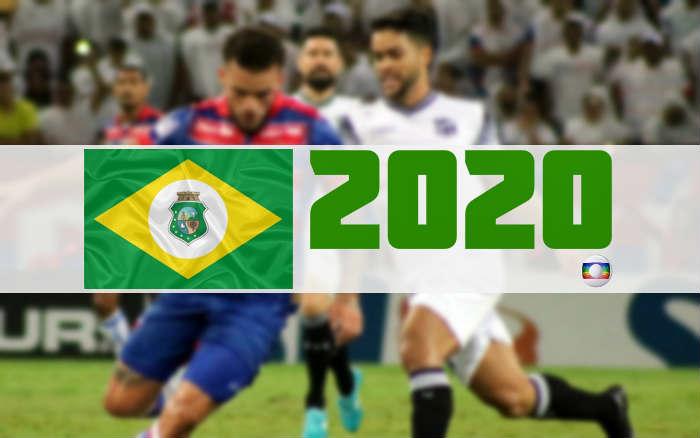 Cotas de TV | Cearense 2020 segue com 2 times na Série A, sem valorização