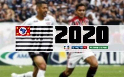 Cotas de TV | Paulista 2020 distribui R$ 187 milhões, com 12,9% de aumento