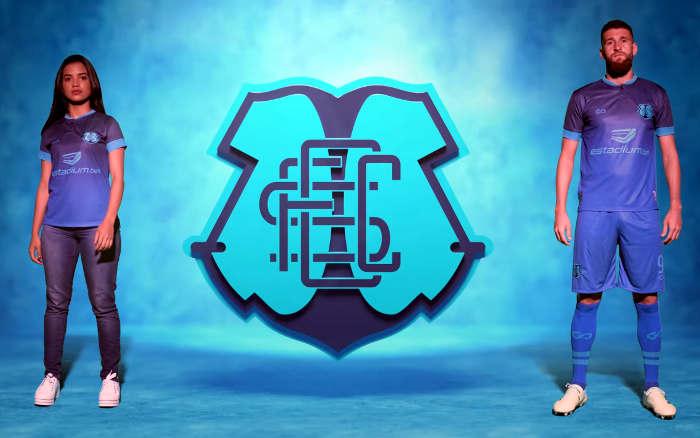 Santa Cruz lança a 5ª versão da camisa azul. Agora, pelos 40 anos da Fita Azul