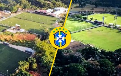 Seleção Brasileira com 1 semana de treinos no Recife. CT do Retrô ou CT do Sport?