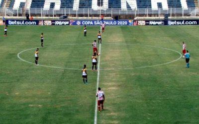 Ao vivo | Transmissão de Náutico x Criciúma, pela 1ª rodada da Copa SP
