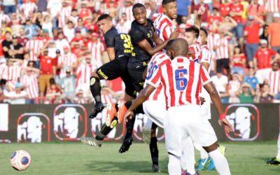Náutico e Sport empatam o 1º clássico em 2020. Um gol contra de cada lado