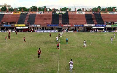Ao vivo | Transmissão de Santa Cruz x Flamengo (SP), pela 3ª rodada da Copa SP