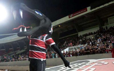 Santa Cruz chega a 10 mil gols e vira o 12º clube do Brasil a atingir a marca