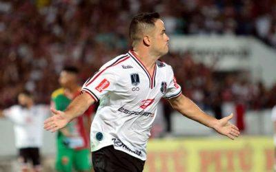 Pipico marca 2x e Santa Cruz reabre o Arruda com goleada no Estadual