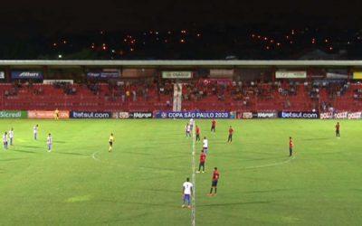 Ao vivo | Transmissão de Sport x Desportiva (PA), pela 1ª rodada da Copa SP