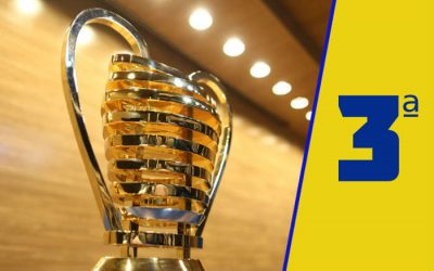 A classificação da Copa do Nordeste de 2021 após a 3ª rodada; 6 empates em 8 jogos