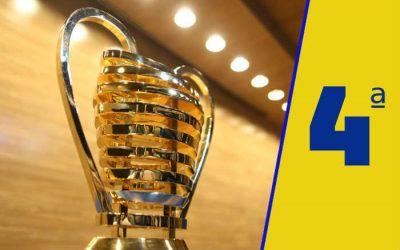 A classificação da Copa do Nordeste de 2021 após a 4ª rodada; Bahia e ABC vão à liderança