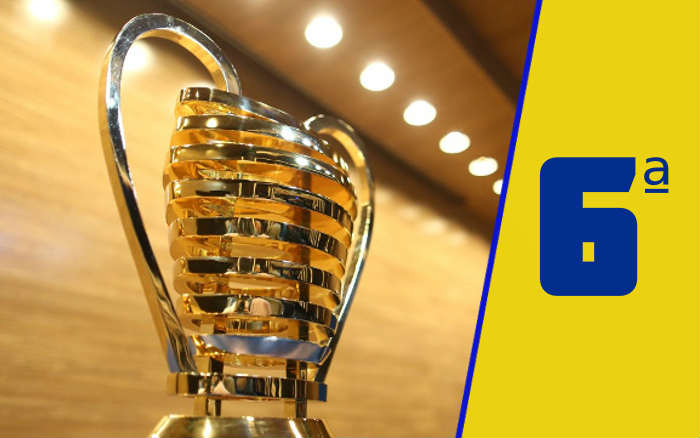 A classificação da Copa do Nordeste de 2021 após a 6ª rodada; mudança na liderança
