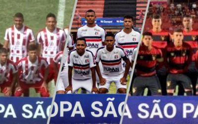 Trio de ferro avança à 2ª fase da Copa São Paulo de forma invicta pela 1ª vez