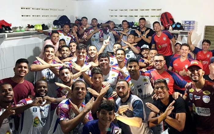 Estreante, Afogados goleia Atlético-AC e já tem R$ 1,19 milhão na Copa do Brasil