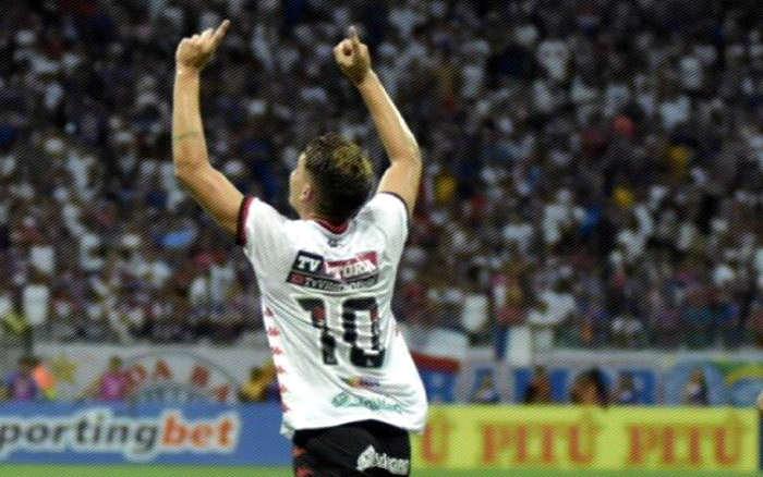 Vitória vence o Bahia e inverte tabu. Não vencia há 12 jogos? Agora não perde há 4