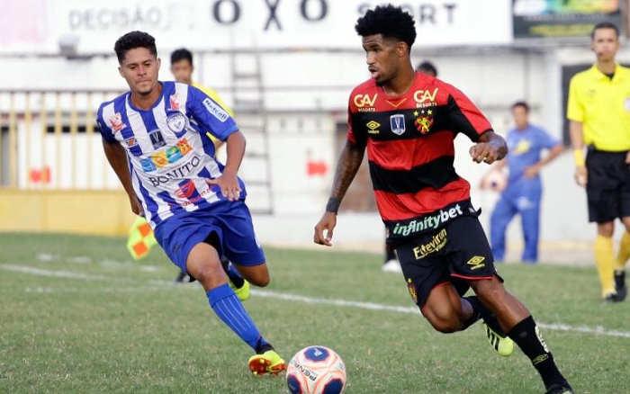 Misto do Sport para no Decisão em Caruaru, 0 x 0. O 6º empate em 8 jogos